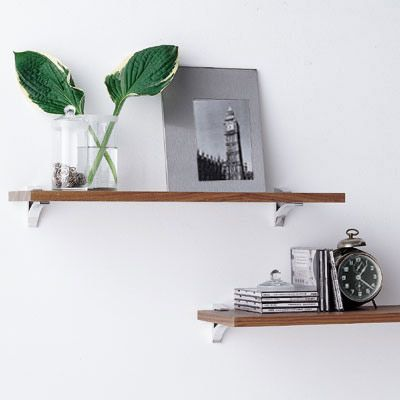 The Container Store > Shelf Clip Brackets