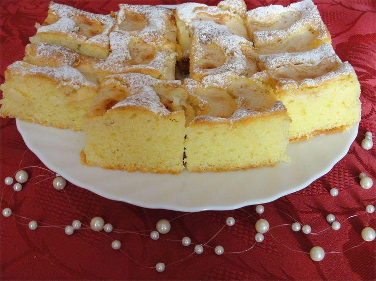 Ciasto na oleju z owocami - jak zrobić? Przepisy na ciasta i desery WINIARY