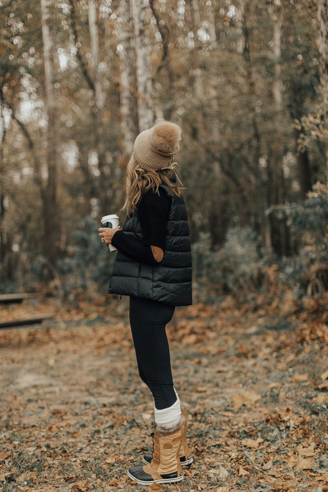 Cold Weather Essentials (Cella Jane)