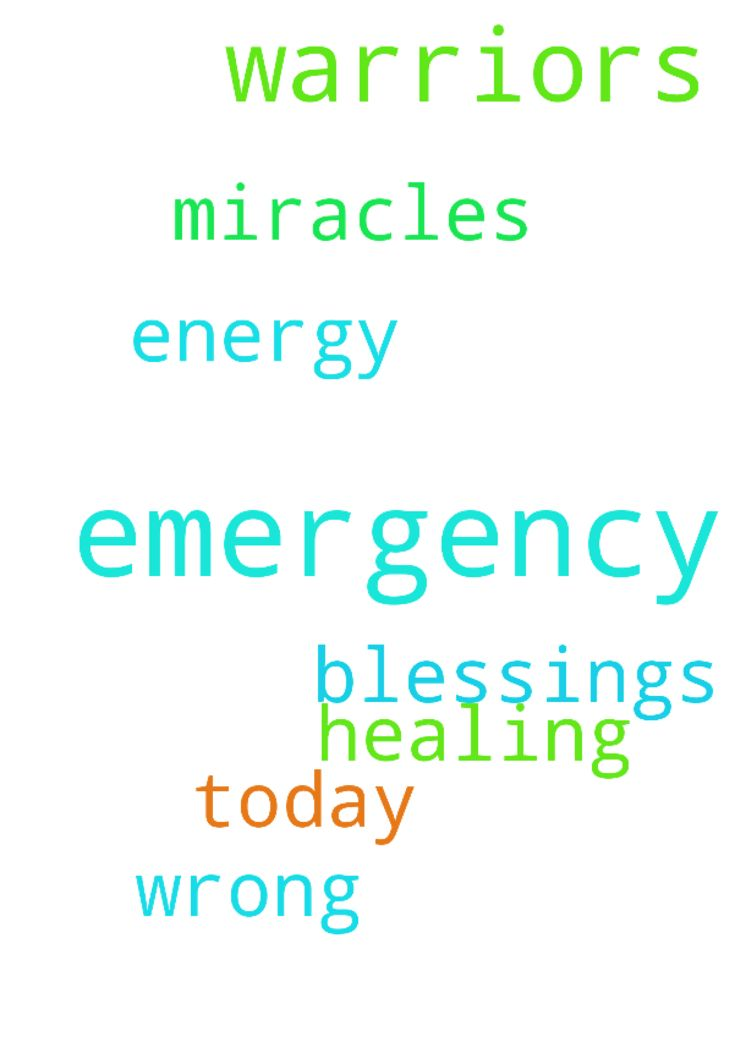 Emergency Prayer request! Prayer warriors   please - Emergency Prayer request Prayer warriors please pray for me. I need more energy an God blessings and miracles in healing all that is wrong with me today. Thank you for praying for this emergency prayer request.  Posted at: https://prayerrequest.com/t/Ch5 #pray #prayer #request #prayerrequest