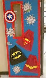 superhero classroom door - Yahoo Image Search Results