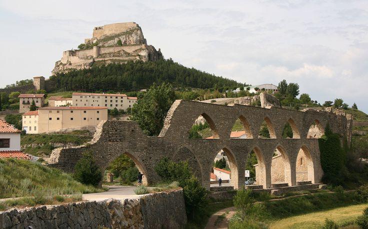 Morella, Castellón.  https://viajerosporespanya.wordpress.com/2015/05/15/morella/