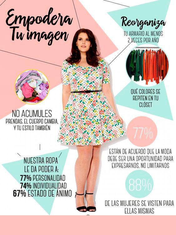 Empodera tu imagen, reorganiza y no acumules #RopaImportada #Nadiesigual #Tips #Moda #es