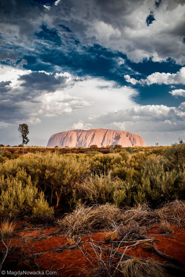 ✯ Uluru (Ayers Rock) - Northern Terittory, Australia