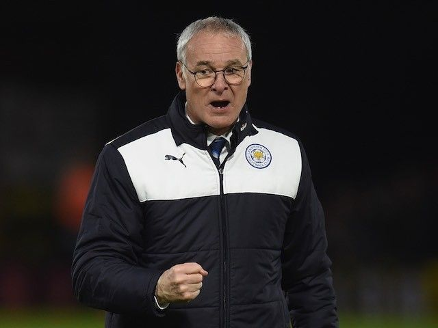 Team News: Claudio Ranieri keeps faith with same Leicester City starting lineup
