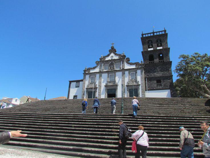 Church - Sao Miguel - Azores, Portugal