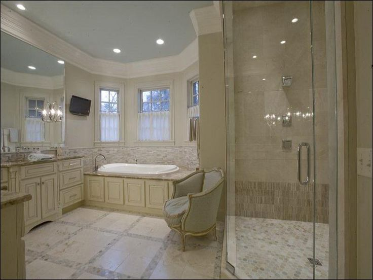 65 best images about hayley bathroom on pinterest tile for Neutral bathroom ideas