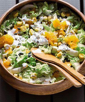 Uma colecção de deliciosas saladas frias para começar a preparar o Verão.