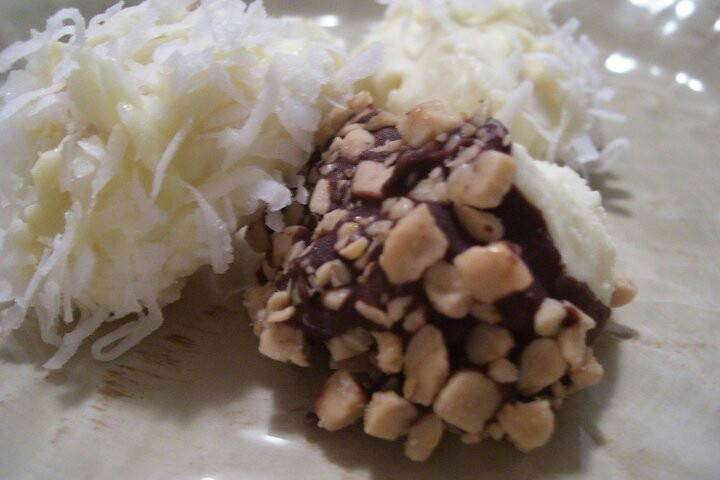 Chocolate Covered Cheesecake Bites | CARI'S KITCHEN (my culinary crea ...