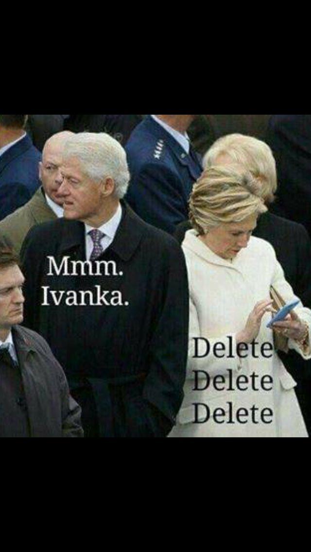 Hillary and Bill