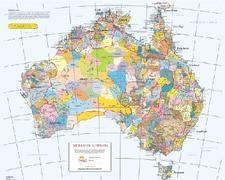Booktopia - Aboriginal Australia Wall Map by David Horton, 9780855754969. Buy this book online.