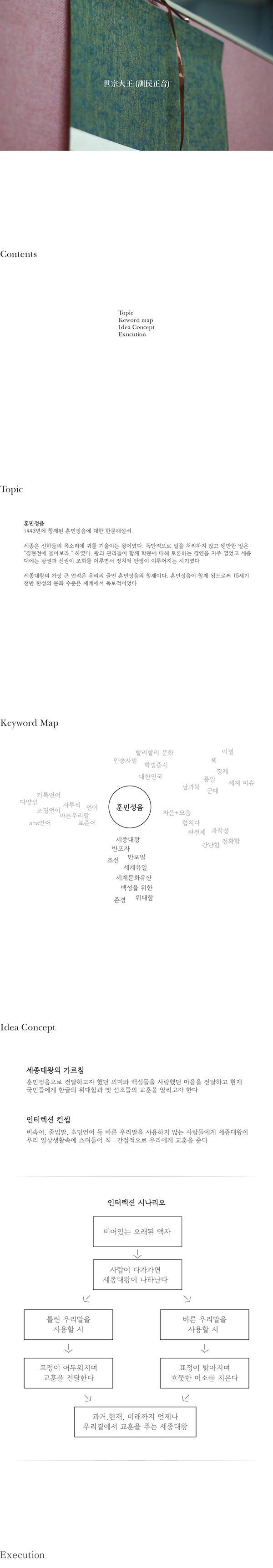 sejong the great on Behance