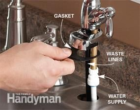 Install a Reverse Osmosis Water Filter | The Family Handyman