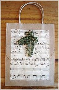 sacchetto musica