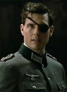 Klaus Von Stauffenberg's story is the clearest example of the power of the 'Year of Revolution'. If I had made a movie it would have been 'Valkyrie'.