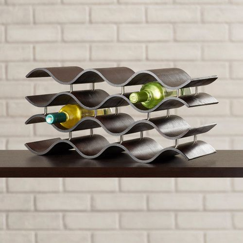 Found it at Wayfair - Windermere 12 Bottle Tabletop Wine Rack