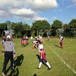 FOOTBALL AMERICANO: Triangolare Under 16 al VESTUTI