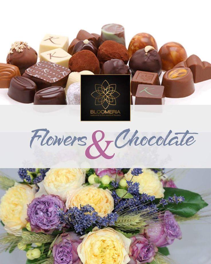 bloomeria.ro #Flori si #Ciocolata - un cadou elegant, dulce si irezistibil, care poate fi livrat in maxim 4 ore de la comanda ta! Pe cine vrei sa faci fericit astazi? :) Aranjamente ➡http://bloomeria.ro/aranjamente-florale Ciocolata ➡http://bloomeria.ro/cadouri/heidi-moments