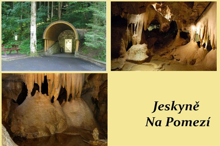 Jeskyně Na Pomezí jsou největším zpřístupněným jeskynním systémem v České republice vzniklým rozpouštěním mramoru, tj. krystalického vápence. Vyznačují se úzkými, místy vysokými chodbami, které se v místech křížení rozšiřují v menší dómy. Pro tyto jeskyně jsou typické nátekové útvary vytvářející kaskády a mohutné členité krápníky.