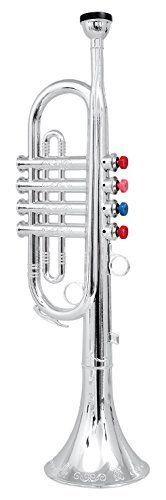 Toy Trumpet Kids Musical Horn Instrument Plastic Hooter Bugle Music Boy Girl New #ToyTrumpet