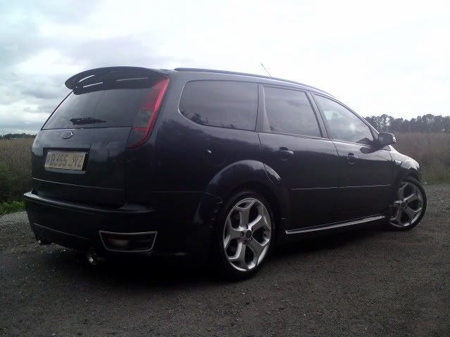 ford focus st mk2 wagon ford focus st tuning. Black Bedroom Furniture Sets. Home Design Ideas