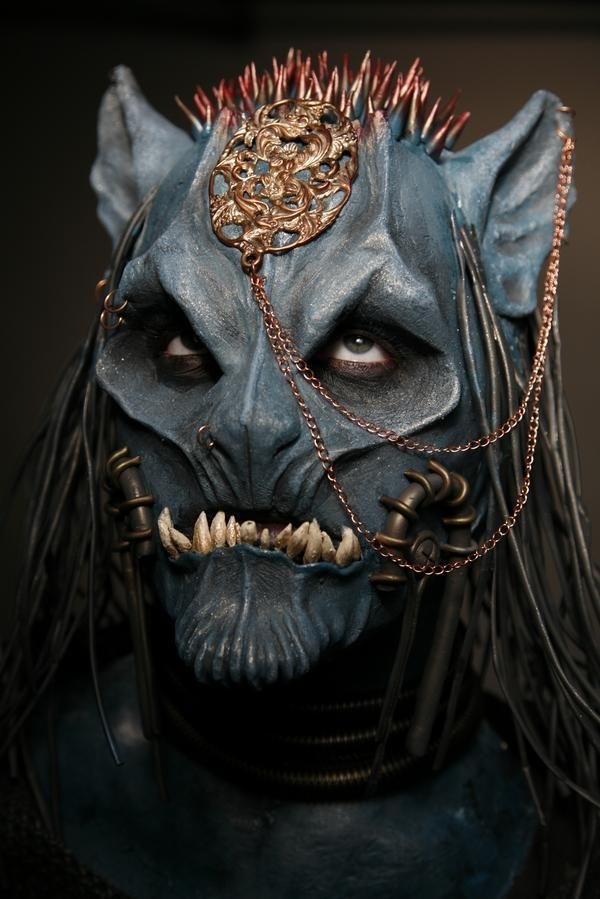 Chimera..................... ...................'Face Off' contest on Syfy won by Clackamas makeup artist Ashli Kellogg