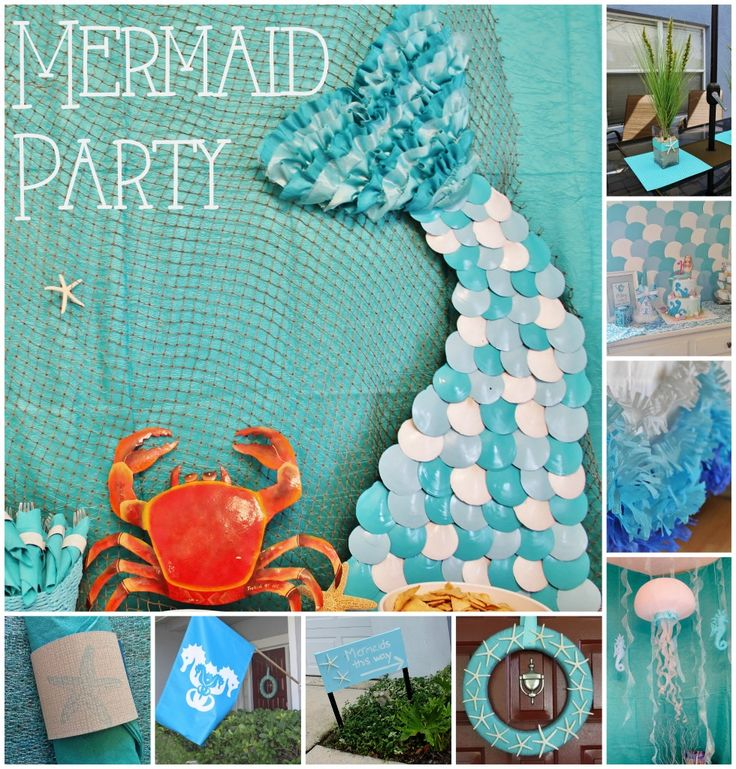 124 Best Images About Seahorse/Mermaid Theme Birthday