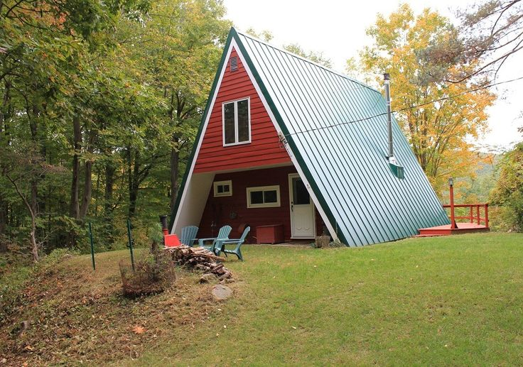 VRBO.com #442204 - Cozy a-Frame Cabin, Located in the Scenic Bristol Hills