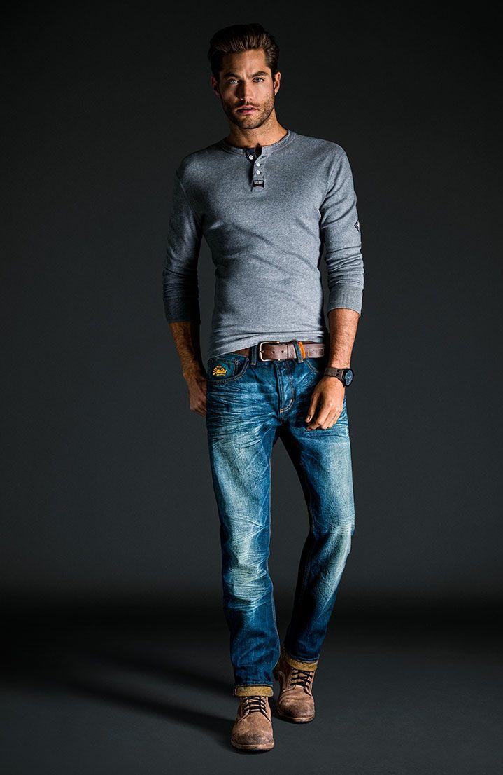 Superdry DE: Herren Jeans | Skinny Jeans Männer | Enge Jeans Männer