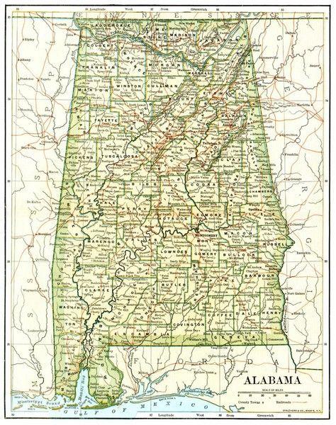 Eccentric Excursions: Northern Alabama by Emma Wilson