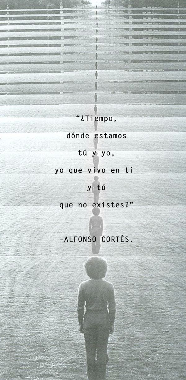 Alfonso Cortés, Nicaragua, tiempo, espacio, universo, astros, locura, poesía hispanoamericana, UNAM