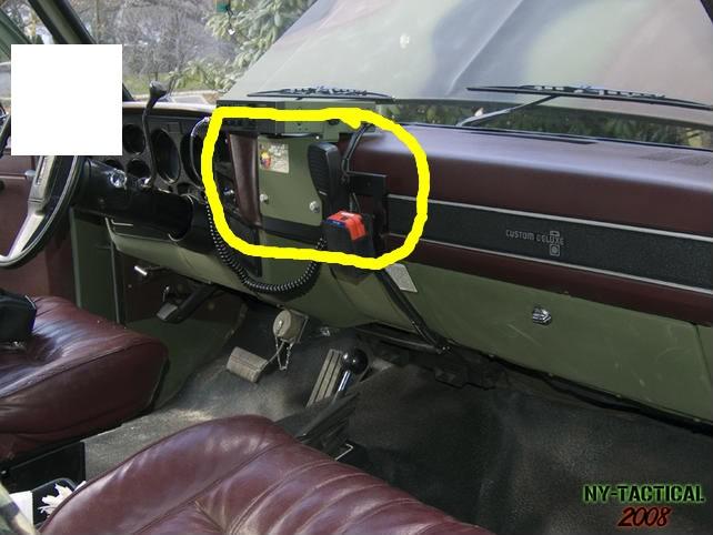 M1009 Blazer for Sale | M1009 Interior | M1009 | Pinterest ...