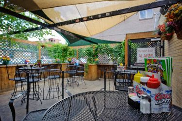 Best 25 restaurant patio ideas on pinterest restaurants with outdoor seating restaurants - Bar canopy designs ...