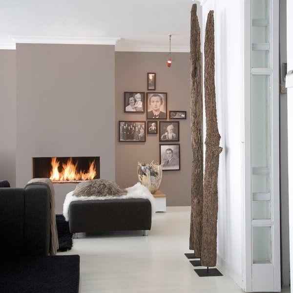 14 best Palier images on Pinterest Home ideas, Interior and Wall - peinture murale interieur maison