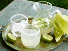 Cucumber Jalapeno Margarita from CookingChannelTV.com