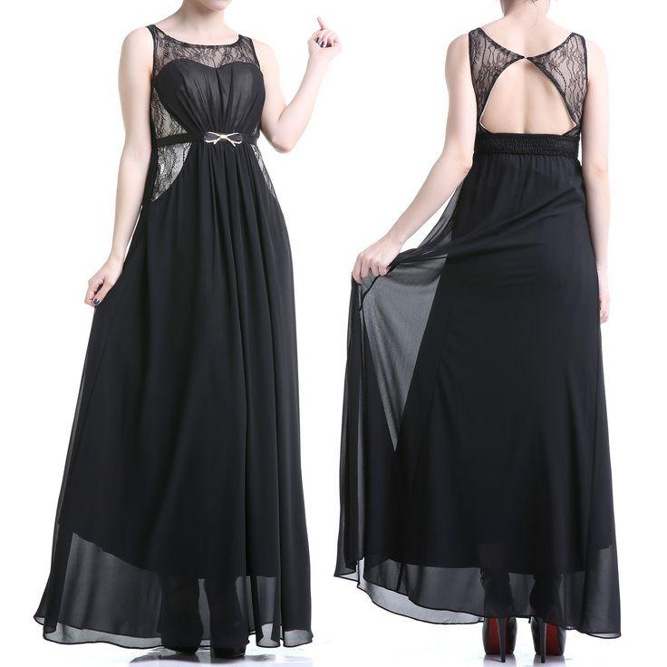 Vestido Gótico Largo Elegante | Crazyinlove España