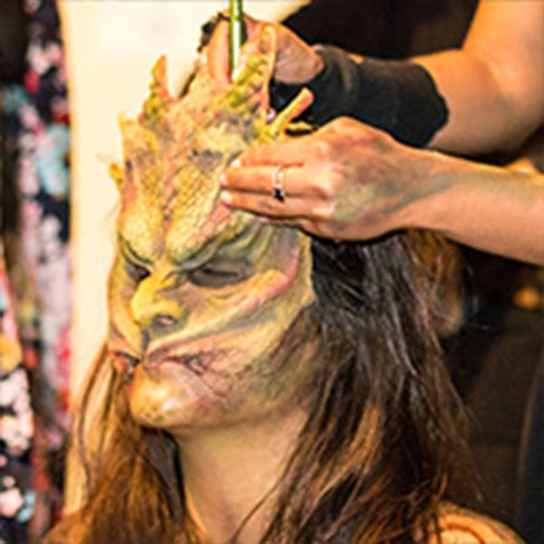 Removing your Special Effects Makeup requires patience and persistence. It's all fun and games until you need to take it off, whether its the classic panda eyes or fighting the urge to just rip off your prosthetics; don't do it!! We have come up with a guide
