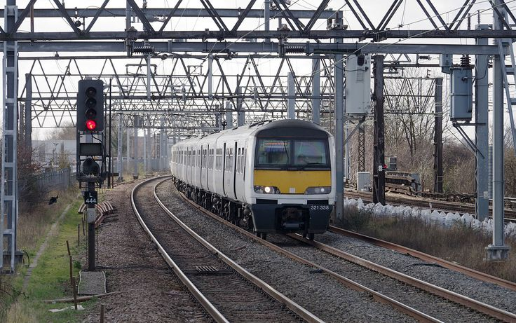 CLondoner92: Why are National Rail trains delayed?