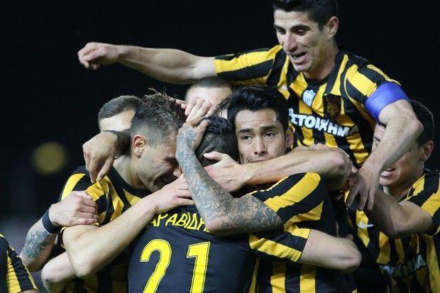 Διπλό στην Κρήτη και ξανά μέσα στην 5άδα η ΑΕΚ - Contra.gr - Live Sports Magazine