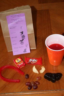 Mommy Lessons 101: Halloween Class Party Idea - MONSTER LAB!