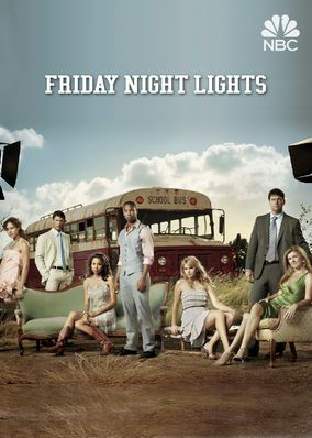 Friday Night Lights (2006)    Eric Taylor faces enormous pressure when he signs on as the new coach of a small-town Texas football team that's poised to win the state championship.