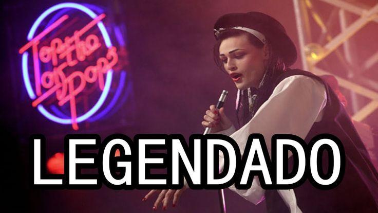 Worried About the Boy - Dublado PT BR / Boy George - A vida é Meu Palco