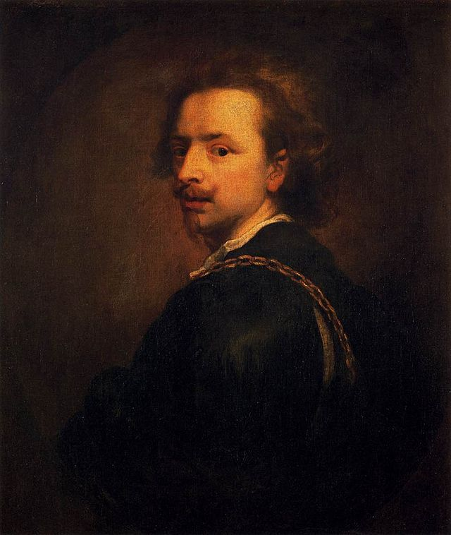 Anthony van Dyck - Self-Portrait - WGA07406 - Anthony van Dyck - Wikimedia Commons