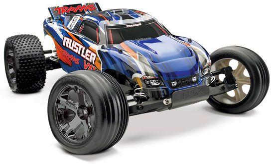 Traxxas Rustler VXL 3708