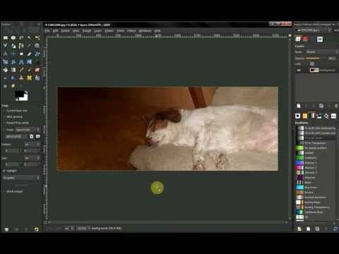Create Facebook cover photo in GIMP (aspect ratio) - (More Info on: http://LIFEWAYSVILLAGE.COM/videos/create-facebook-cover-photo-in-gimp-aspect-ratio/)