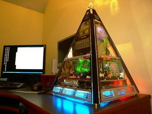 1000 images about pc case mods on pinterest bioshock batmobile - Computertische Fr Spieler
