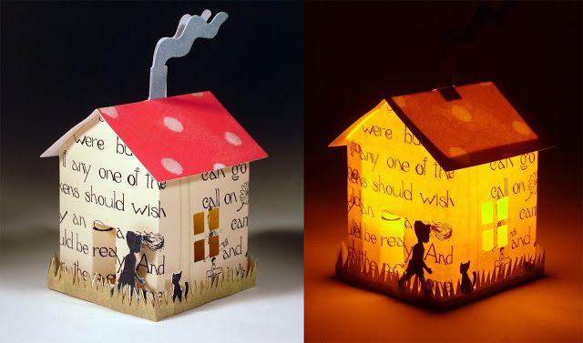 hutch di studio: più case di carta.