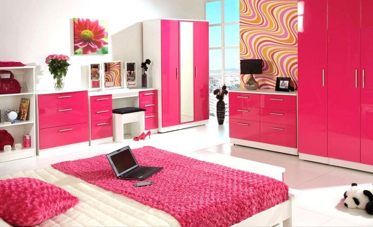 nice girl teenage bedroom furniture - designing a bedroom