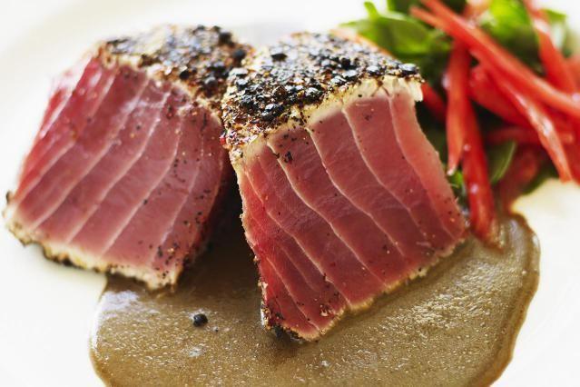 how to make lemon pepper tuna fish