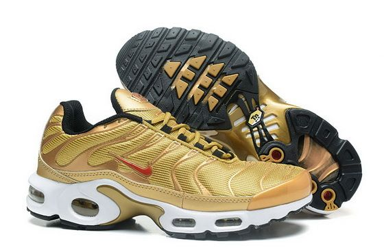 finest selection 63539 752ad 2018 Original Nike Air Max TN Olive Yello White Black Shoe